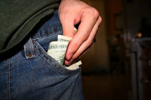 Pocket Change by: Mike Schmid