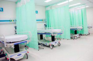 Inauguración del Hospital Municipal de Chiconcuac